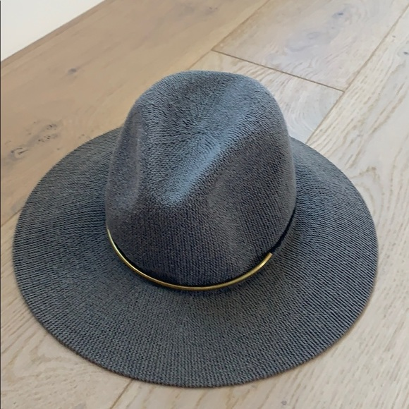 four buttons Accessories - Anthropology Hat- never worn